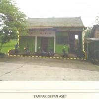BPR Gn Mas: Tanah bangunan SHM 88 LT: 1.685 M2, terletak di Ds/Kel Kebonalas, Kec. Manisrenggo, Kab. Klaten