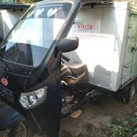 5. KPP Jambi Pelayangan melelang 1 unit motor box roda 3 Merk Viar tipe VR 200 3R Warna Hitam Th 2016 Nopol BH 5582 ZG, BPKB STNK Ada
