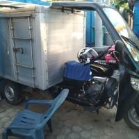 2. KPP Jambi Pelayangan melelang 1 unit motor box roda 3 Merk Viar tipe VR 200 3R Warna Hitam Th 2016 Nopol BH 5581 ZG, BPKB STNK Ada