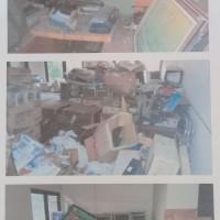 Balai Besar Karantina Pertanian Surabaya : 1 (satu) paket Barang inventaris kantor dengan kondisi rusak berat