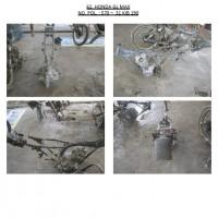 Polres.Sintang.62. Scrap/limbah padat kendaraan dinas roda 2 (dua) Polres Sintang Merk Honda GL Max No.Pol. 570-31 tahun 2004