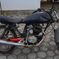 Pemkab Sijunjung lot 11, 1 (satu) Unit Kendaraan Roda 2 Honda GL Pro Thn 1992 Warna hitam Nopol BA 7764 JF, BPKB tidak ada, STNK ada