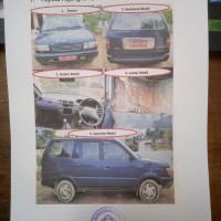 Kemenag Aceh Tenggara,1 paket BMN terdiri dari 1 unit roda 4 Toyota Kijang LX, Tahun 2000, dan 13 unit roda 2 kondisi rusak.