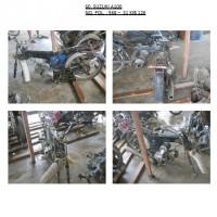Polres.Sintang.60. Scrap/limbah padat kendaraan dinas roda 2 (dua) Polres Sintang Merk Suzuki A-100 No.Pol. 568-31 tahun 1992
