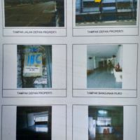 PT. Bank OCBC NISP: Ruko, SHGB No.3329, Lt.101 m2, di Jl Balikpapan No.18.C, Kel.Petojo Utara, Kec.Gambir, Jakpus
