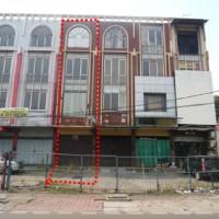 PT. Bank Mandiri, Ruko, Lt 105 m2, SHGB No.2109 di Jl Dr. Makaliwe Raya No.41-D, Kel.Grogol, Kec.Grogol Petamburan, Jakbar