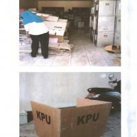 KPU Kabupaten Paser :  Paket BMN eks Logistik Pemilu
