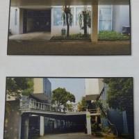 BPR Darmawan Adhiguna Lestari :  Tanah beserta bangunan SHM 7166/Cilandak Barat, L 100 m2, Perumahan Utopia Residence, Jaksel