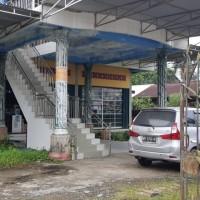 BNI RRR Palembang melelang 2 bidang tanah luas 17.565 M2 dan 2.453 M2 berikut Minimarket, 2 Bangunan walet, lapangan futsal di Kuala Tungkal
