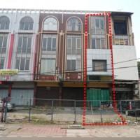 PT. Bank Mandiri, Ruko, Lt 106 m2, SHGB No.02077 di Jl Dr. Makaliwe Raya No.42-B, Kel.Grogol, Kec.Grogol Petamburan, Jakbar