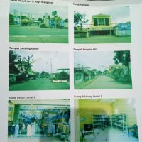 Index_sebidang tanah bangunan, SHM, LT 246m2 LB 342 m2 Ds.Klangenan Cirebon