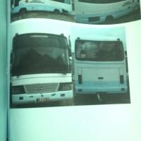 1 (Satu) Paket scrap Eks Kendaraan Roda Empat Mercedes Bus PEMDA 34