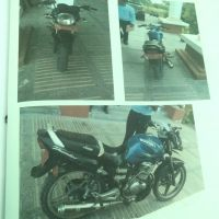 1 (Satu) unit Suzuki/ En 125 A(Thunder), Nopol DN 6640 CB, Tahun Pembuatan 2008 PEMDA 26