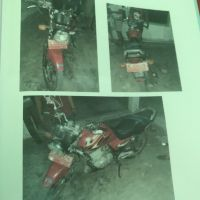 1 (Satu) unit Suzuki/En 125 A ( Thunder) , Nopol DN 6735 CB, Tahun Pembuatan 2010 PEMDA 28