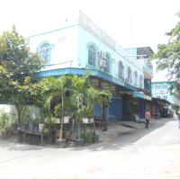 BNI RRR Padang - 4. Tanah luas 70 m2 dan ruko di Komp. Pasar Rakyat Blok A3 No. 8, Sungai Panas, Batam (SHGB No. 460)