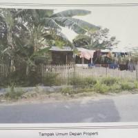 PT BNI (Persero), Tbk.PPK Wilayah Manado : TB, LT 485 SHM 134 terletak di Kel./Desa Timuato, Kec. Telaga Biru, Kabupaten Gorontalo