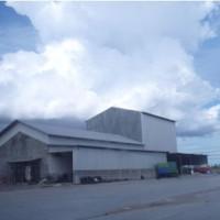 (BRI Sidrap) 1 paket tanah berikut bangunan, gudang dan 1 set Mesin penggilingan padi  di Desa Wala, Kec. Maritengngae, Kab. Sidrap