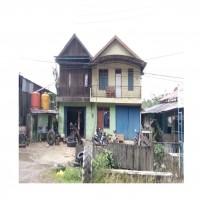 BTPN (21/8) - sebidang tanah, luas 138 m2, SHM No. 01050, berikut bangunan, terletak di Kel. Bukit Pinang, Samarinda Ulu