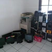 BPN: 1 Paket BMN barang inventaris peralatan kantor dalam keadaan rusak berat
