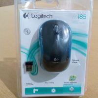 1 (satu) buah Wireless Mouse merk Logitech M185