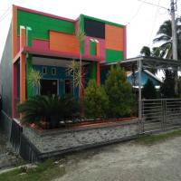 1 (satu) bidang tanah seluas 151 m2 terletak di  Desa/Kelurahan Hanga-Hanga, Kecamatan Luwuk Selatan, Kabupaten Banggai BRI LUWUK