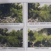 1 bidang tanah SHM 16847 luas 75 m2 di Desa Dalung, Kec. Kuta Utara, Kab. Badung (BPR Lestari)