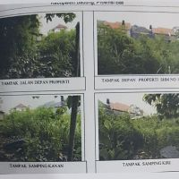 1 bidang tanah SHM 16830 luas 69 m2 di Desa Dalung, Kec. Kuta Utara, Kab. Badung (BPR Lestari)