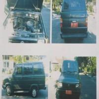 2. LPMP NTB: satu unit kendaraan roda empat merk Toyota Kijang KF50 tahun 1995, Nopol DR 1207