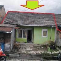 Sebidang tanah luas 118 m2 (SHM No.11400) dan bangunan berikut di atasnya, di Komp.Daksa Jl. Daksa Timur X RT. 05 No.16