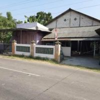 PT BRI Demak: Tanah&bangunan SHM No. 144 luas 400 m2, di Desa Karangmlati, Kec. Demak, Kab. Demak
