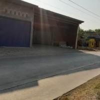 PT BRI Demak: Tanah&bangunan gudang SHM No. 52 luas 543 m2, di Desa Pundenarum, Kec. Karangawen, Kab, Demak