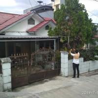 Sebidang tanah SHM No 1685 luas 200 m² & bangunan di atasnya di Kel. Gunung Lingai, Kec. Sungai Pinang, Samarinda
