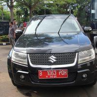 BPS PUSAT-1 (satu) unit mobil Suzuki Grand Vitara, Tahun 2010, Warna Hitam Metalik, No. Pol. B 1063 PQH