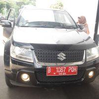 BPS PUSAT-1 (satu) unit mobil Suzuki Grand Vitara, Tahun 2010, Warna Hitam Metalik, No. Pol. B 1067 PQH