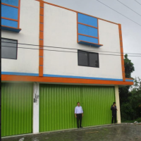 BRI/Cilegon: Sebidang tanah dan bangunan,SHM No.874, LT.102 M2, di Jl.Syekh Moh Nawawi Al-Bantani Ruko No.07 Kel.Cilaku Kec. Curug.Serang