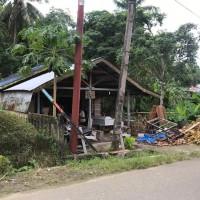 Bank SUMUT Gunungsitoli-1. tanah seluas 160 m² dan bangunannya di Desa/Kel. Hilimbosi, Kec. Sitolu Ori, Kab. Nias Utara