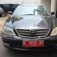 BPS PUSAT-Toyota Camry 2400 Nomor Polisi B 2670 BQ Tahun 2005 isi silinder 2.362 cc Warna Hitam Metalik