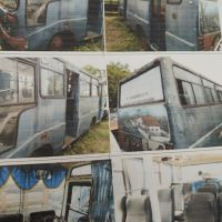 DITJEN PEMASYARAKATAN-1 (satu) Mikro Bus Toyota Dyna Rino By 43, No. Pol. B 7455 DQ Kondisi Scrap/Besi Tua