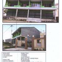 BRI Melawi 1A:  bid tnh & bngn SHM 02527 Lt. 109 m2, di Jl. Tengah, Desa Paal, Kec. Nanga Pinoh, Kab. Melawi