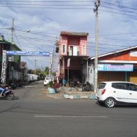 1. Sebidang tanah seluas 80 m2 berikut bangunan diatasnya, SHM No.00717 di Jalan Sumatera No.14 Kel.Sukamerindu Bengkulu