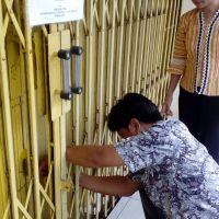 Kurator: tanah& Ruko SHGB No.(517&518) luas 128 m2, di Jl. Dargo Blok A-4 & A-5, Kel. Sarirejo, Kec.Semarang Timur, Kota Semaran