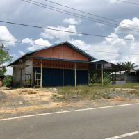 Sebidang tanah seluas 5.325 M2 (SHM No. 08) dan bangunan, terletak di JL Propinsi Desa Lolo/Keluang, Kec Kuaro, Kab Paser
