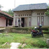 Sebidang Tanah dan Bangunan, LT. 137 M2 di Desa Wirana, Kec. Pamarayan, Kab. Serang