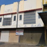 BRI Tj. Pinang - 6a. Tanah luas 124 vm2 dan bangunan di Jl. Ganet, Kel. Pinang Kencana, Kota Tanjungpinang