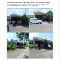 PNM2_sebidang tanah bangunan SHM luas tanah 105 m2 Banjarwangunan Mundu Cirebon