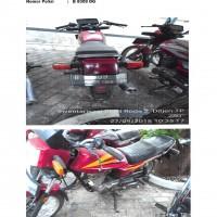 Ditjen Tanaman Pangan : 1 paket kendaraan bermotor roda 2 sebanyak 23 unit