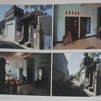 1 bidang tanah dan bangunan SHM 6832 luas 200 m2 di Kel. Sesetan, Kec. Denpasar Selatan (BNI Syariah)
