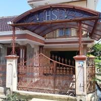 BRI Muara Enim. Satu bidang tanah bangunan luas tanah 248 m2 di Desa Panggangsari (Perumnas ASABRI Blok H No 2) Kec Losari Cirebon