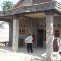 Sebidang tanah seluas 1045 m2 berikut Bangunan di Desa Kibin, Kec. Kibin, Kab. Serang