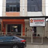 PT. Bank Bjb Daan Mogot: tanah dan bangunan luas 217 m2 sesuai SHGB No. 1386 di Jl. Kramat II No. 10, Jakpus